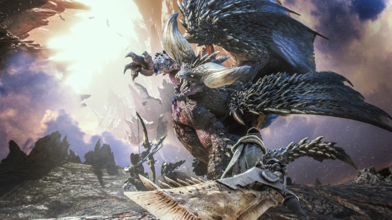 An Open Letter to AFK farmers in Monster Hunter World – Screw You