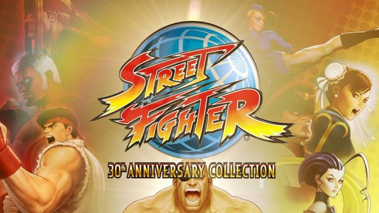 Capcom accidentally used a PS4 screenshot for Street Fighter on the eShop