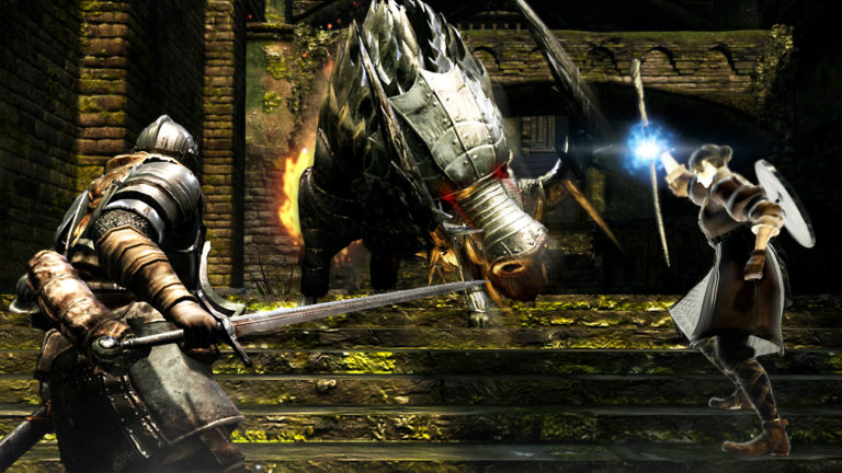 Dark Souls Remastered Network Test Begins Next Week