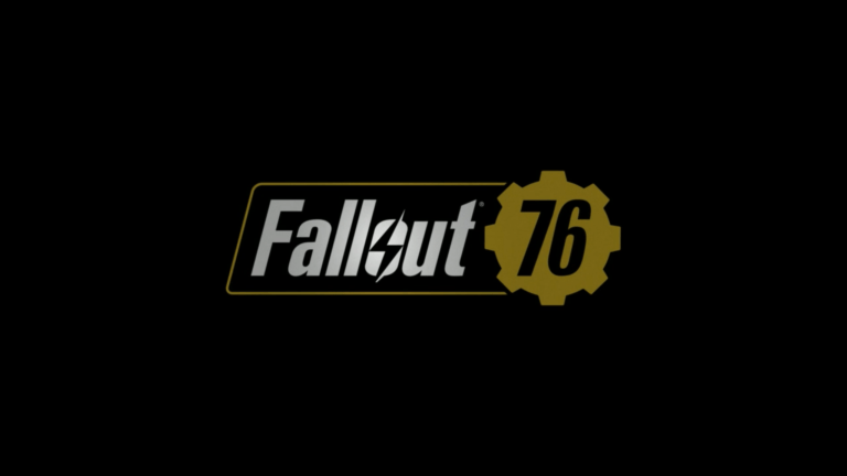 Fallout 76 is the next game from Bethesda, more to come at E3