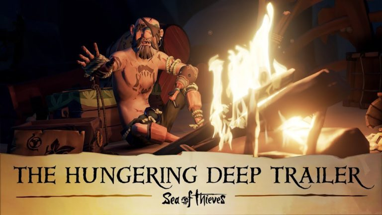 Sea of Thieves update 1.08 removes cosmetics that were too similar, prepares for the Hungering Deep