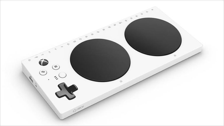 New Xbox Adaptive Controller Brings Games to People with Limited Mobility