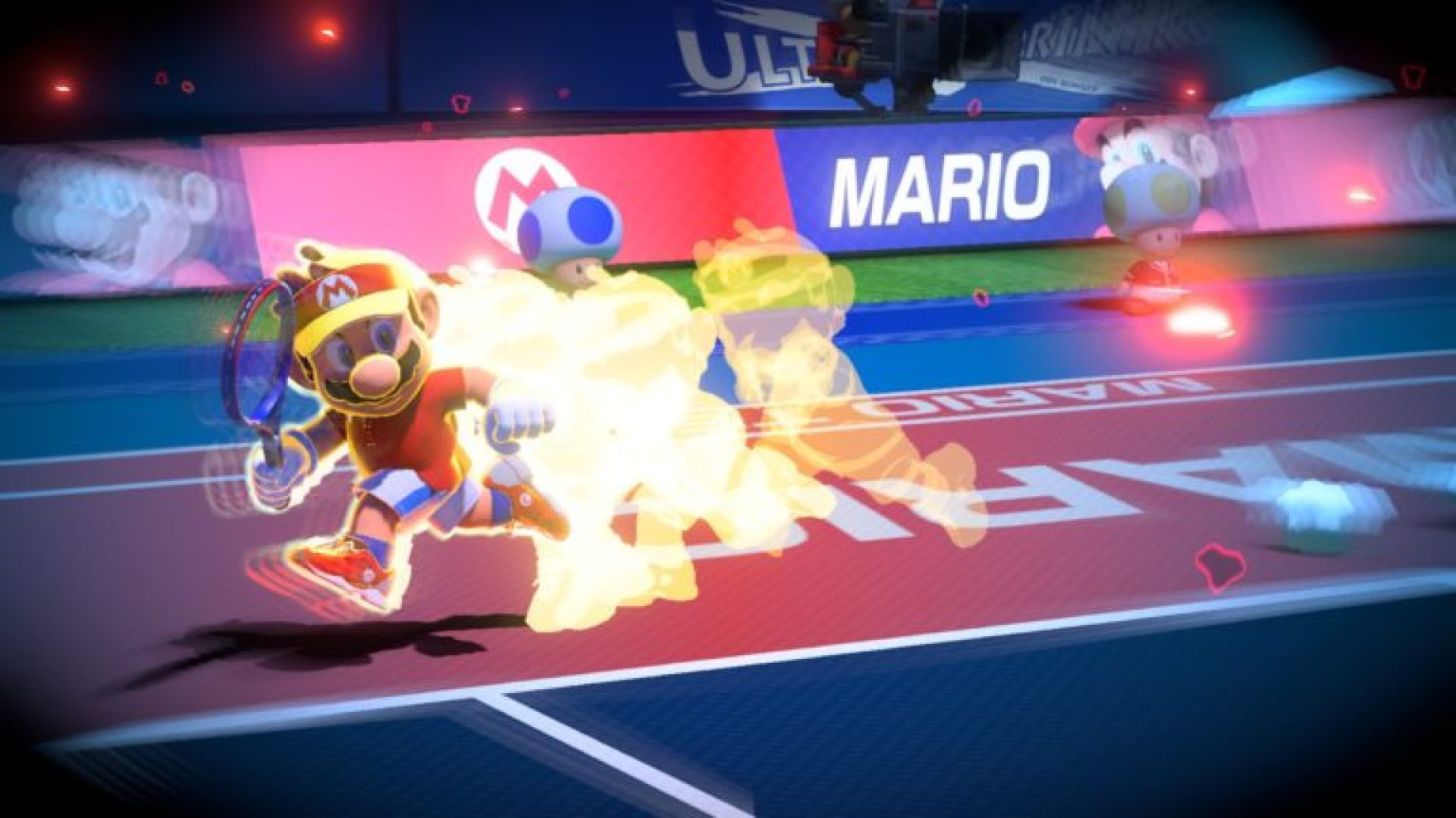 Hands On With Mario Tennis Aces Powerup