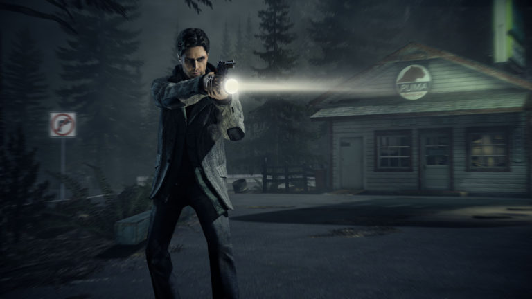Alan Wake Dev's Mysterious New Game Will be Showcased at E3