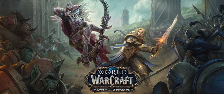 Tune into our 24-hour stream to celebrate the launch of Battle for Azeroth