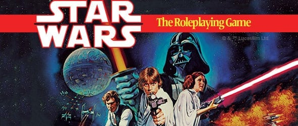 Star Wars The Roleplaying Game 30th-anniversary edition released
