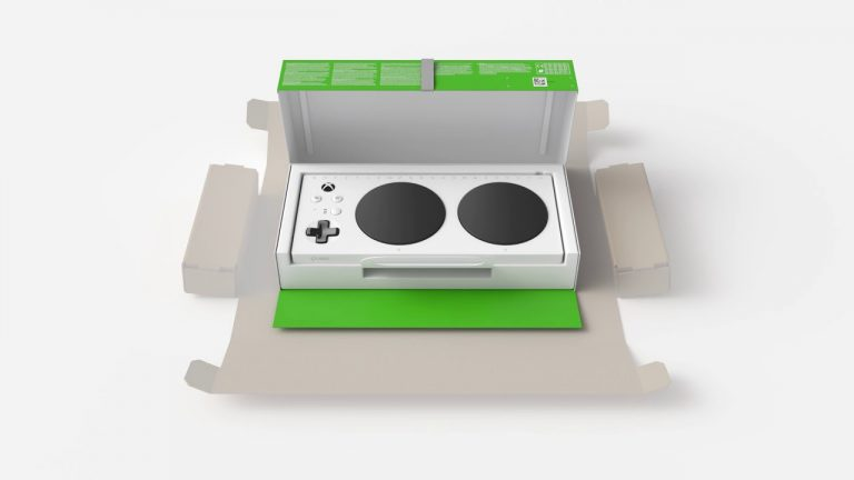 Microsoft has unveiled the Xbox Adaptive Controller accessible packaging