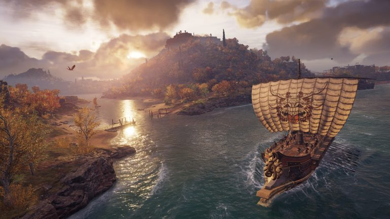Check out a batch of Assassin's Creed Odyssey screenshots from Gamescom