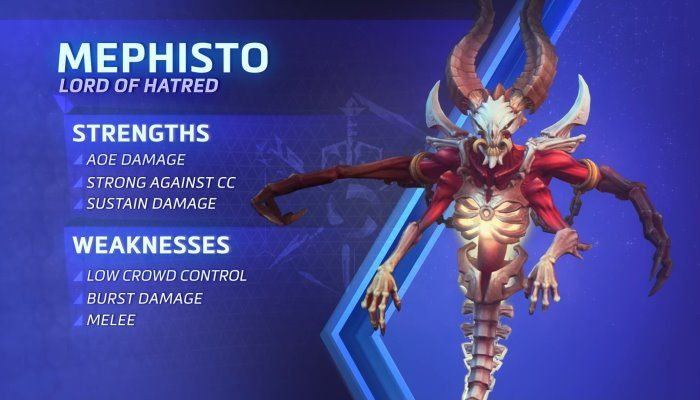 Heroes Of The Storm A Look At Mephisto And Hanamura Powerup Meta w t2112133,mephisto highest hotslogs win rate t2212323,mephisto q build. a look at mephisto and hanamura
