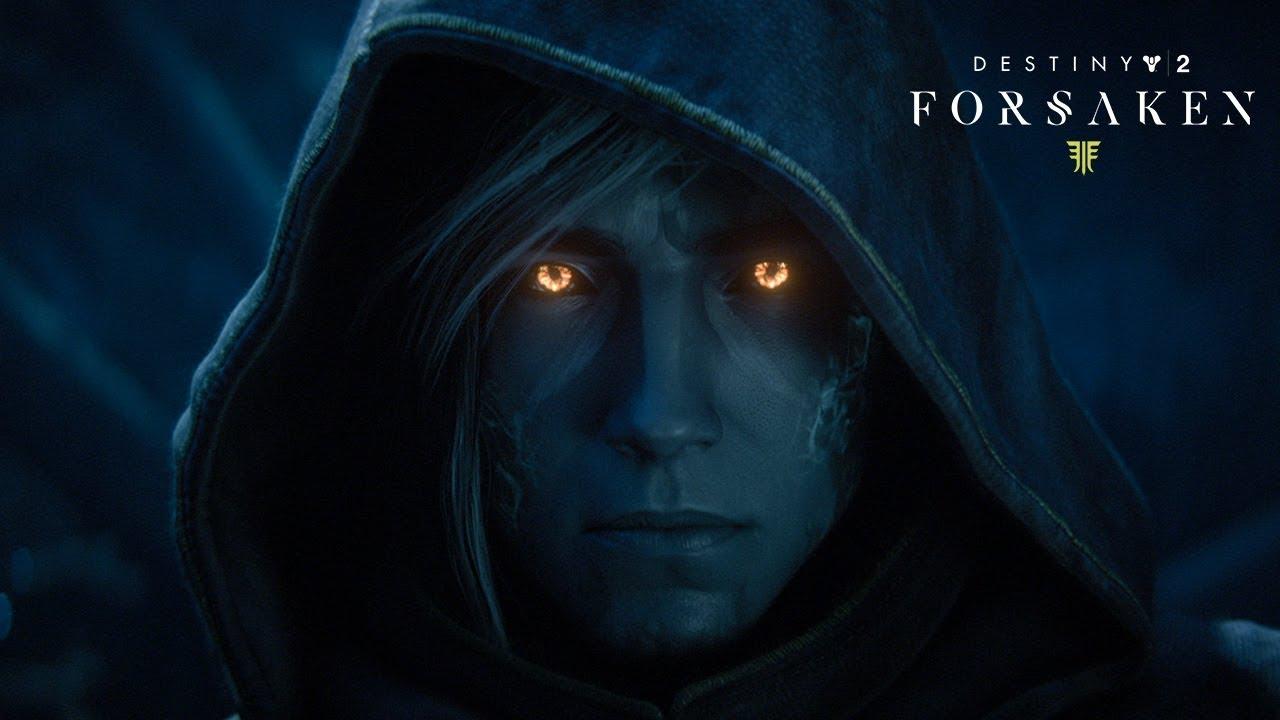 Leaked Destiny 2 Forsaken Black Armory video reveals huge plot twist