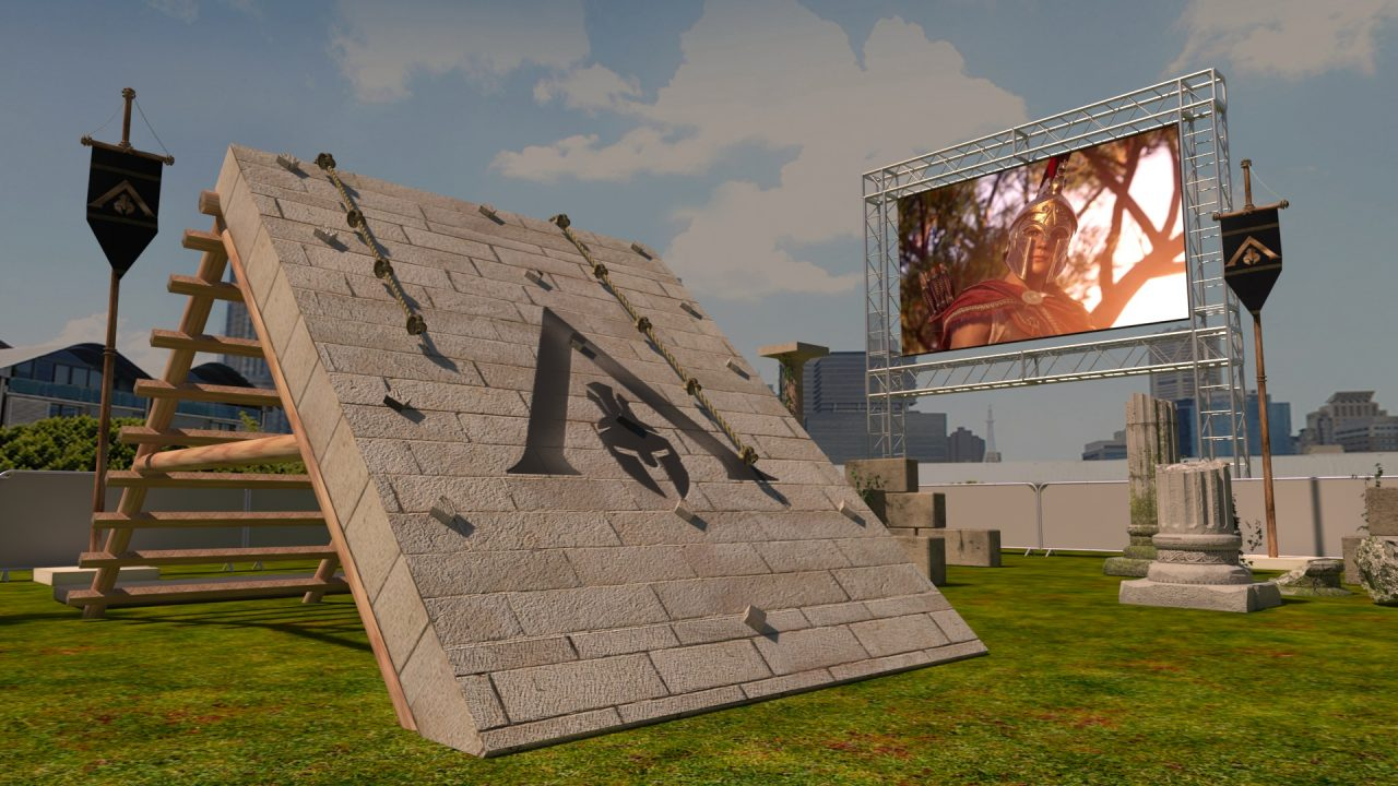 Real life Assassin's Creed Parkour course coming to Sydney in October
