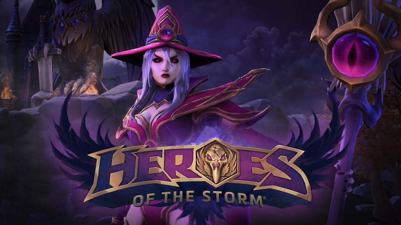 Heroes of the Storm – Fall of King's Crest and Garden of Terror Rework