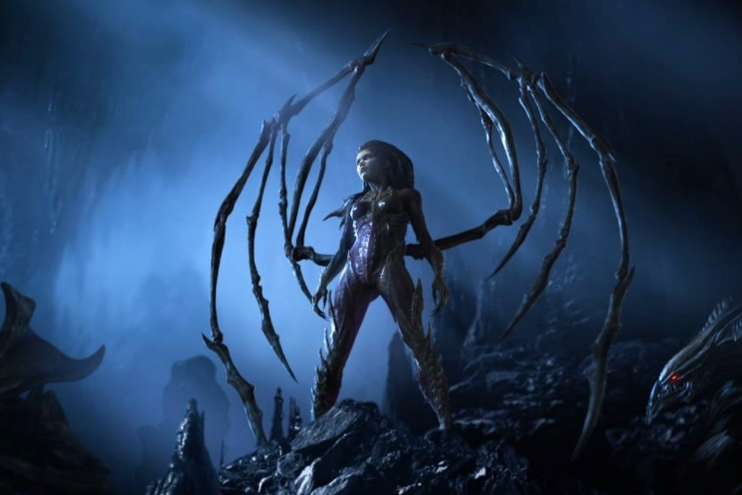 Heroes of the Storm – Kerrigan Changes