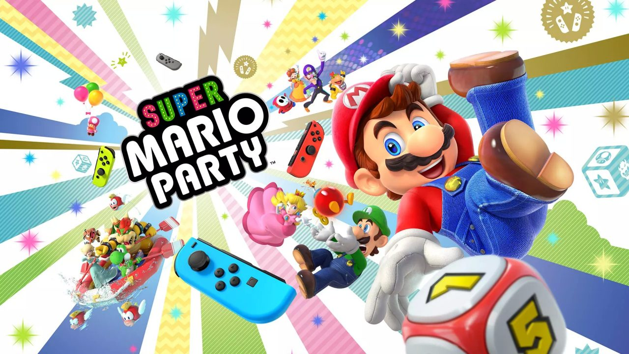 Super Mario Party Review – Like it's 1998