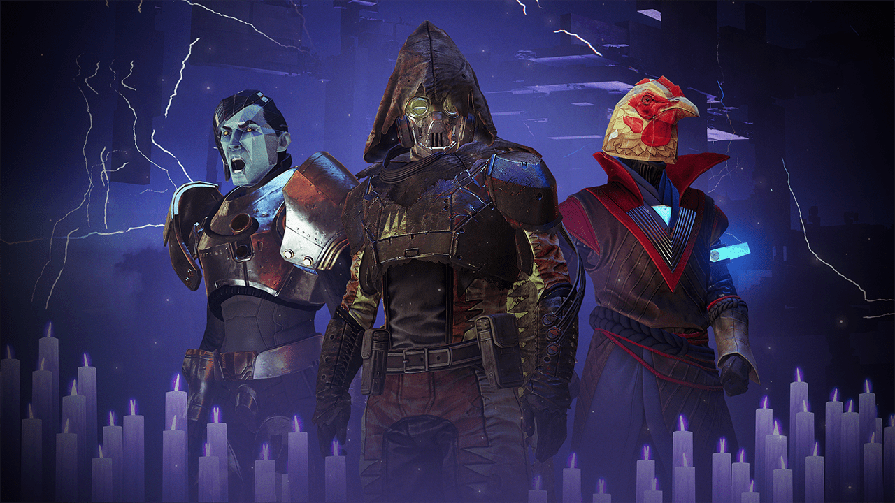 Destiny 2 Festival of the Lost is now live, feast your eyes on these screens