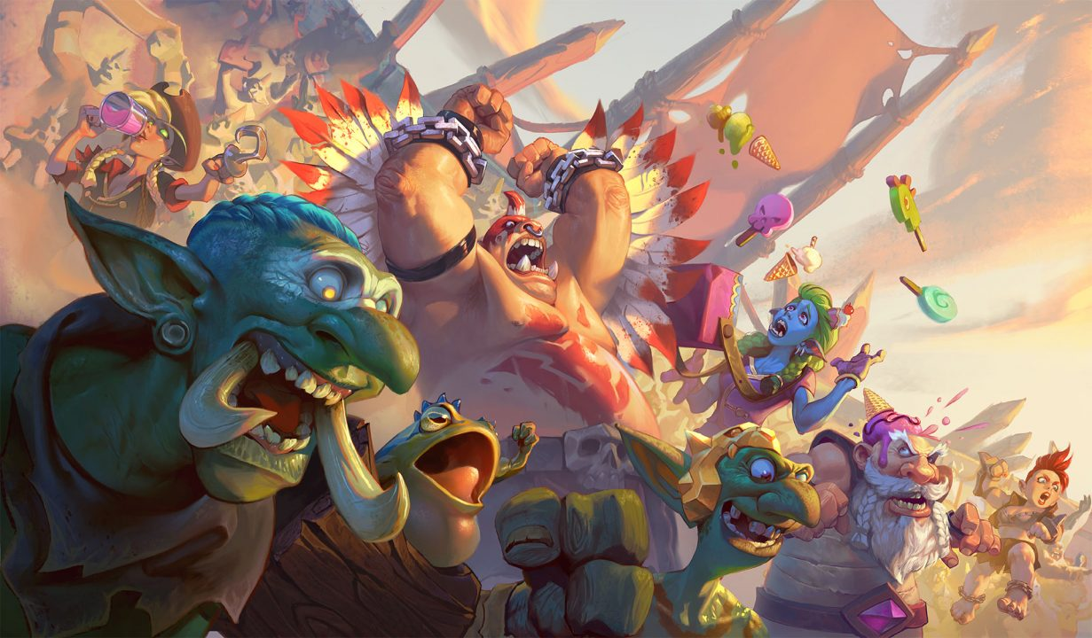 BlizzCon 2018 – Rastakhan's Rumble is the final expansion for Hearthstone's Year of the Raven