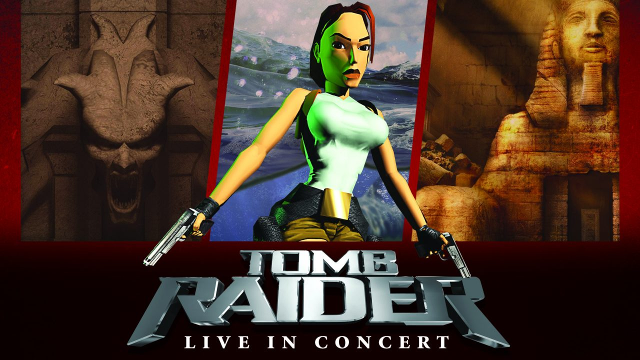 Tomb Raider Live in Concert is coming to Melbourne in 2019
