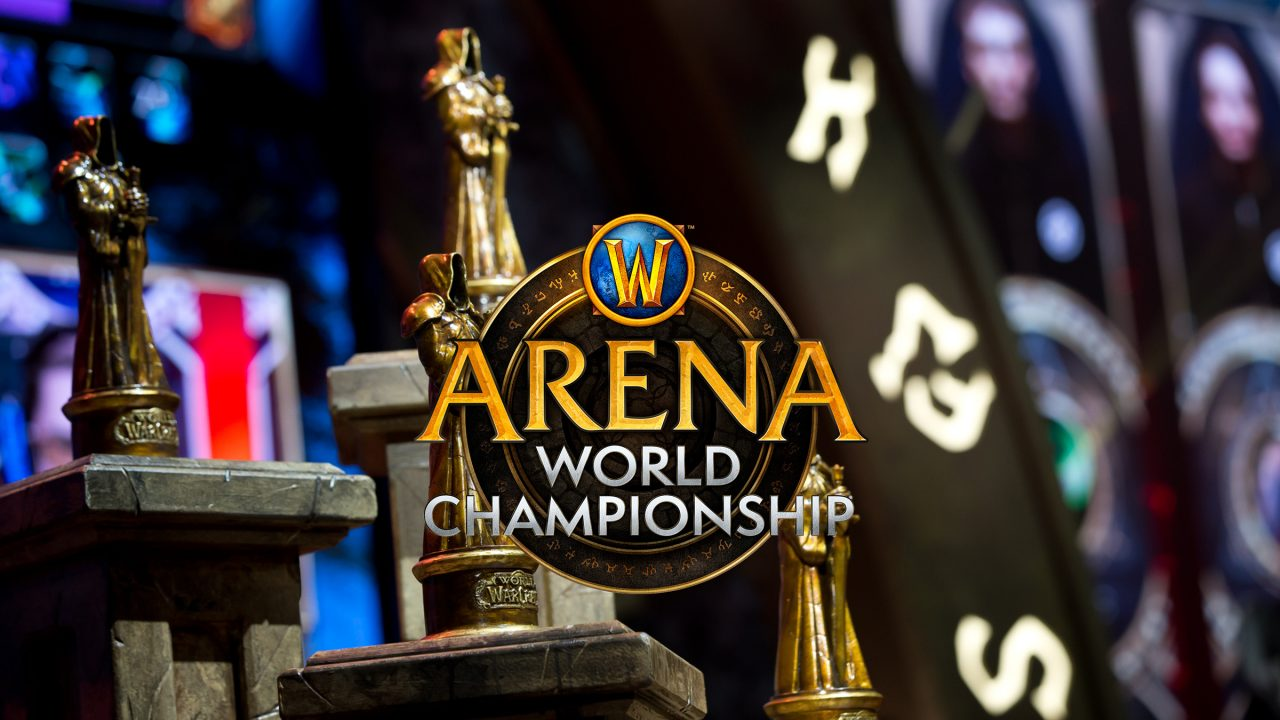BlizzCon 2018 - Arena World Championships Finals World of