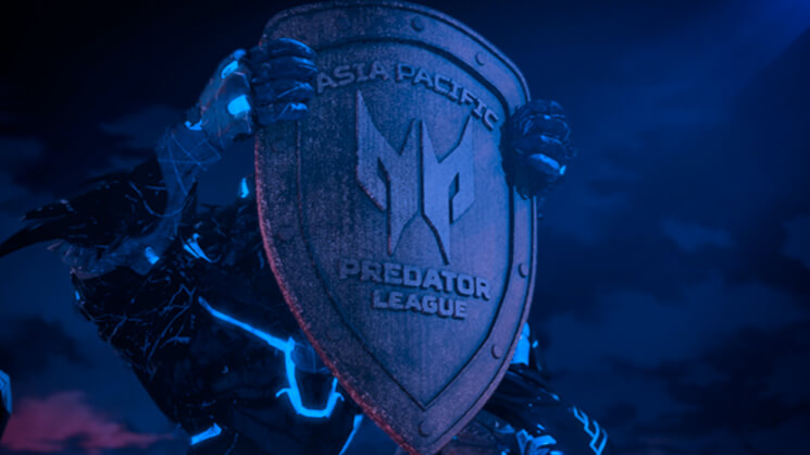 Asia Pacific Predator League Finals to take place in Thailand in February, Team Immunity to represent ANZ