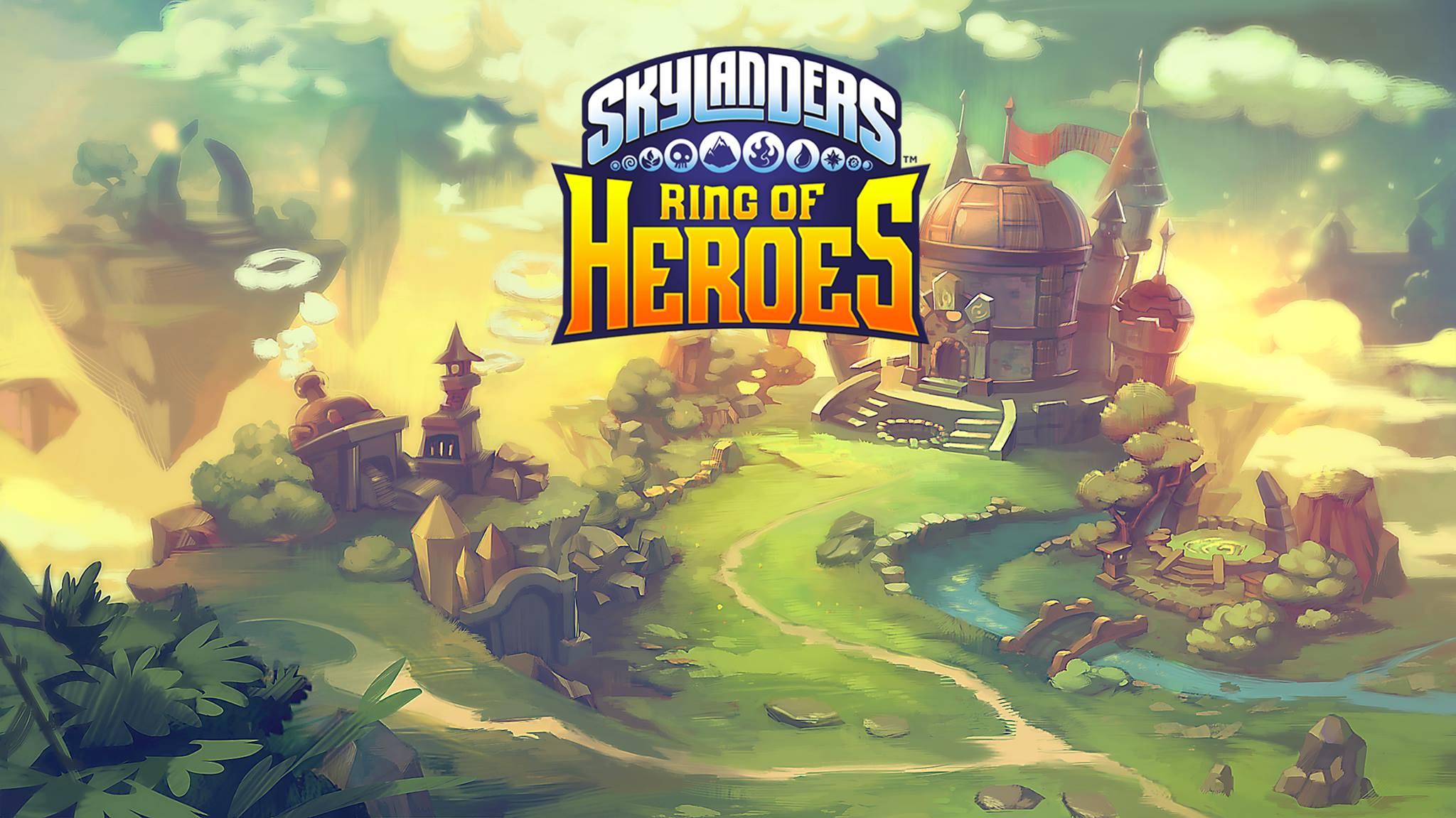 Mobile Rpg Skylanders Ring Of Heroes Is Available Now Powerup