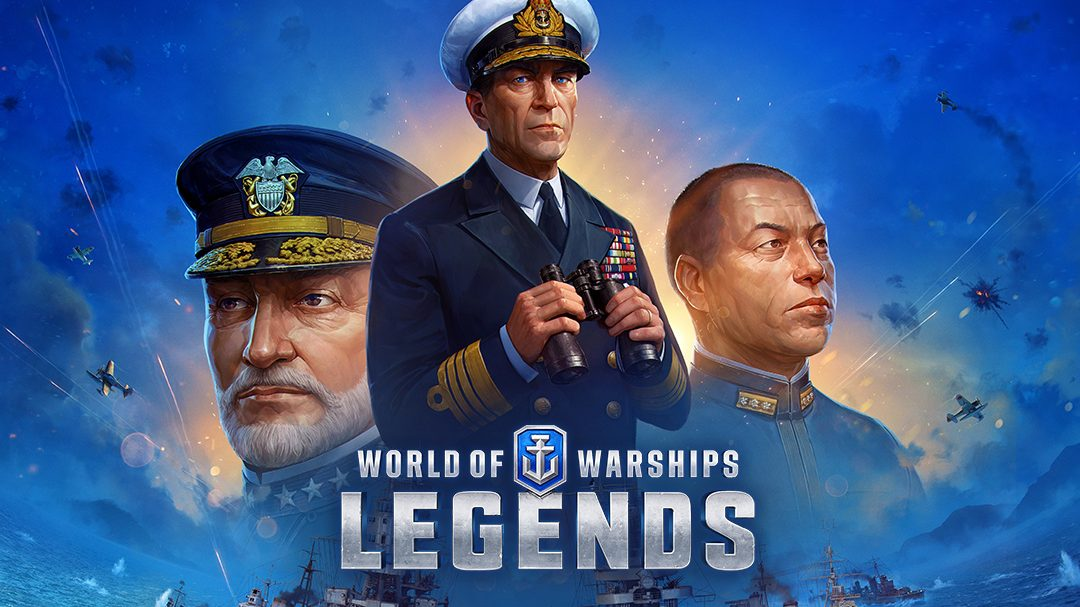 World of Warships Legends closed beta heads to PS4 and Xbox One later this month