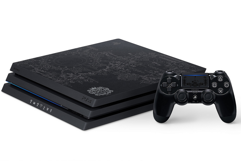 Scalpers are selling Kingdom Hearts 3 PS4 Pro consoles on ebay for insane prices