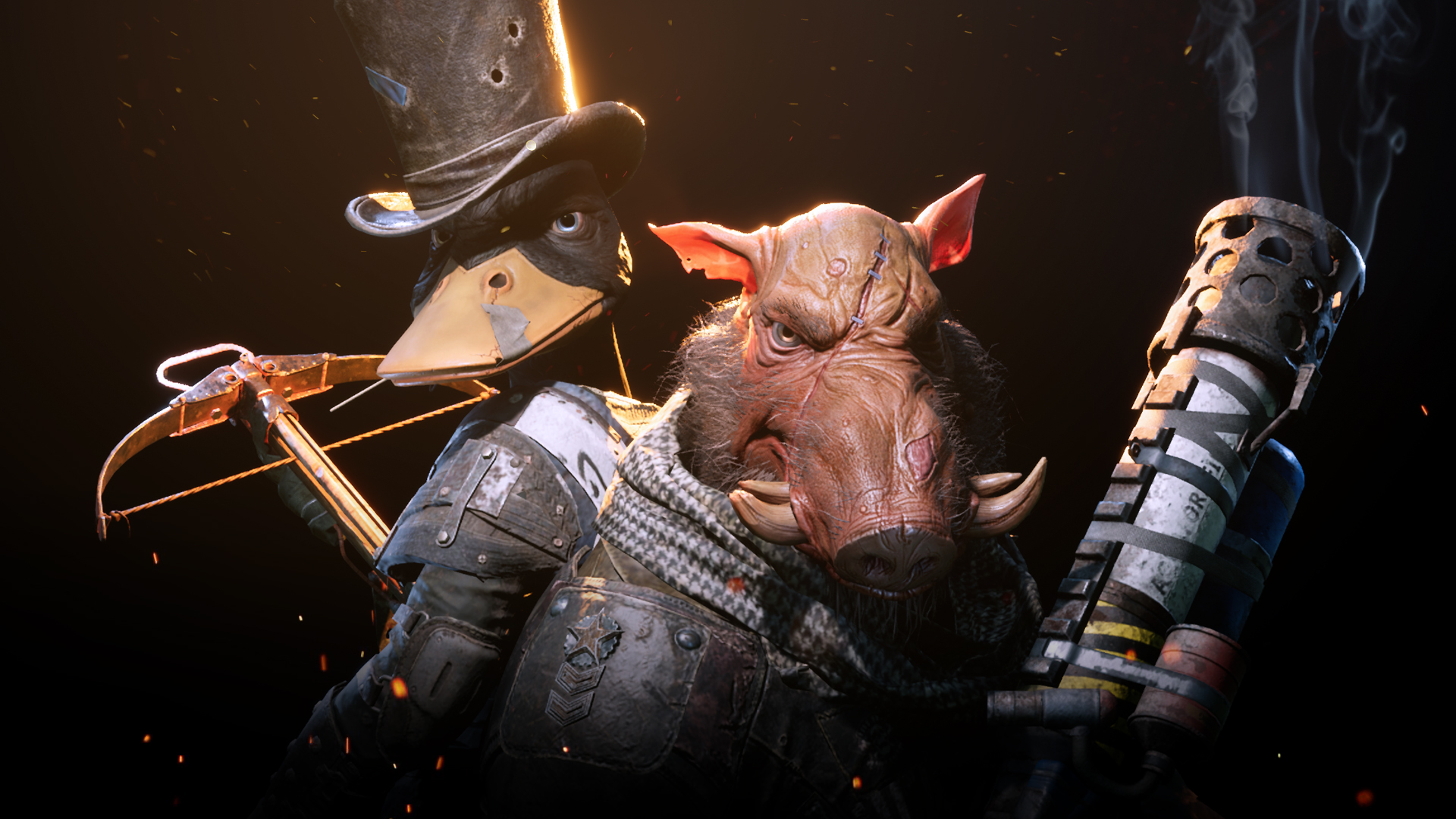 Mutant Year Zero Review – Ain't No Xmen