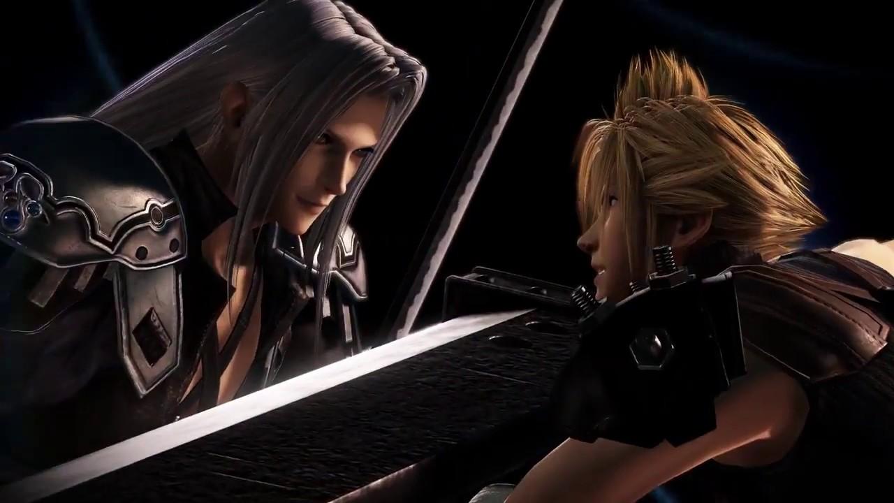 Final Fantasy VII Super Smash Bros. Ultimate Sephiroth Cloud