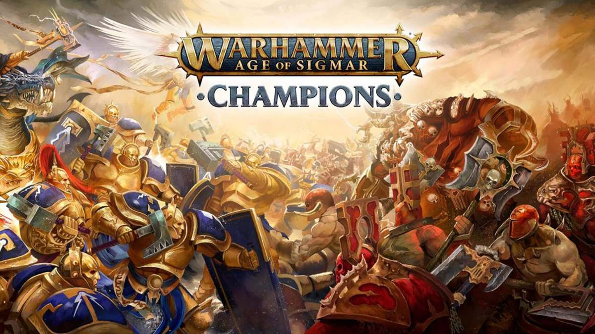 Warhammer Age of Sigmar Champions Switch Review – The Switch Gets Carded