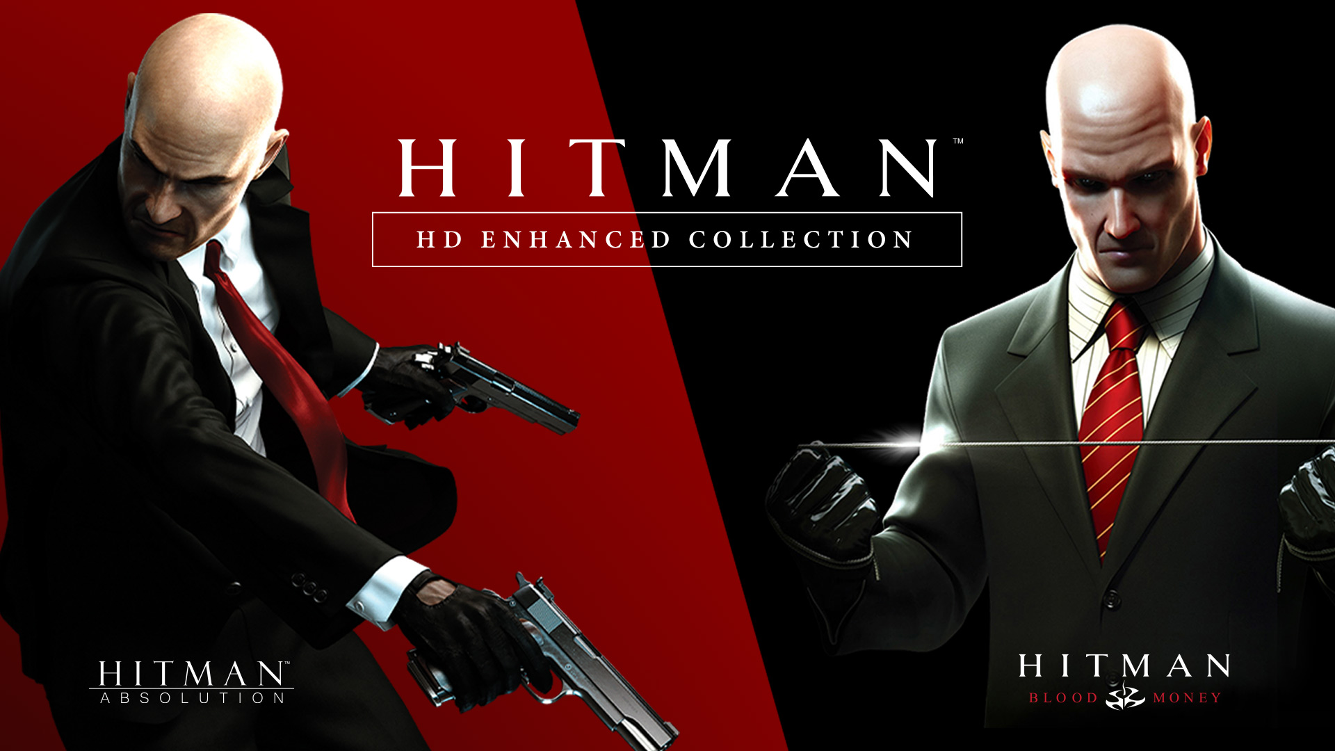 Hitman HD Enhanced Collection includes Blood Money and Absolution