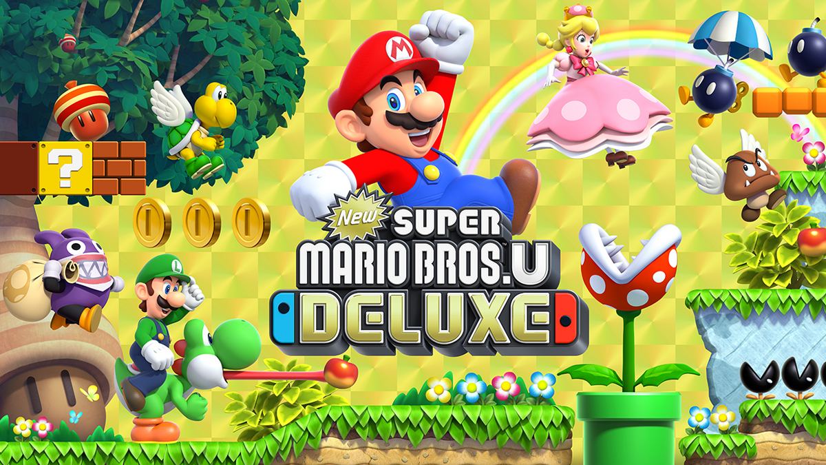 New Super Mario Bros U Deluxe Review – Newish
