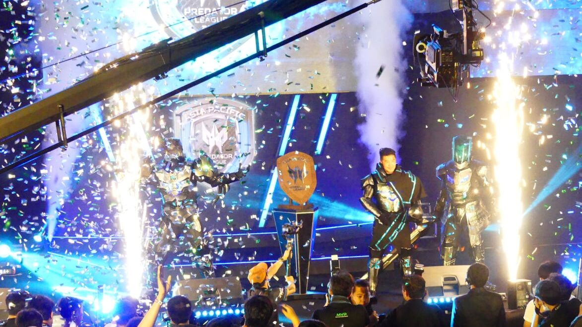 Predator League 2019 Grand Final Results – A Podium Finish for Team Immunity