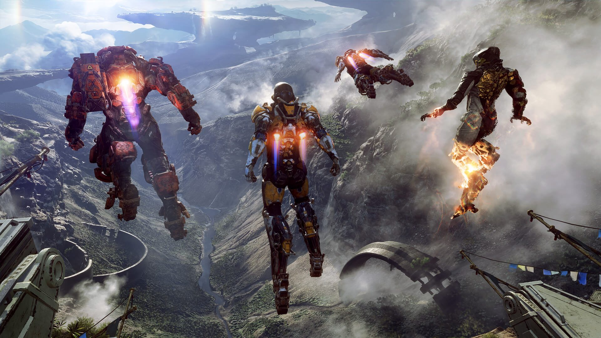 Anthem Review In Progress – I Am Iron Man