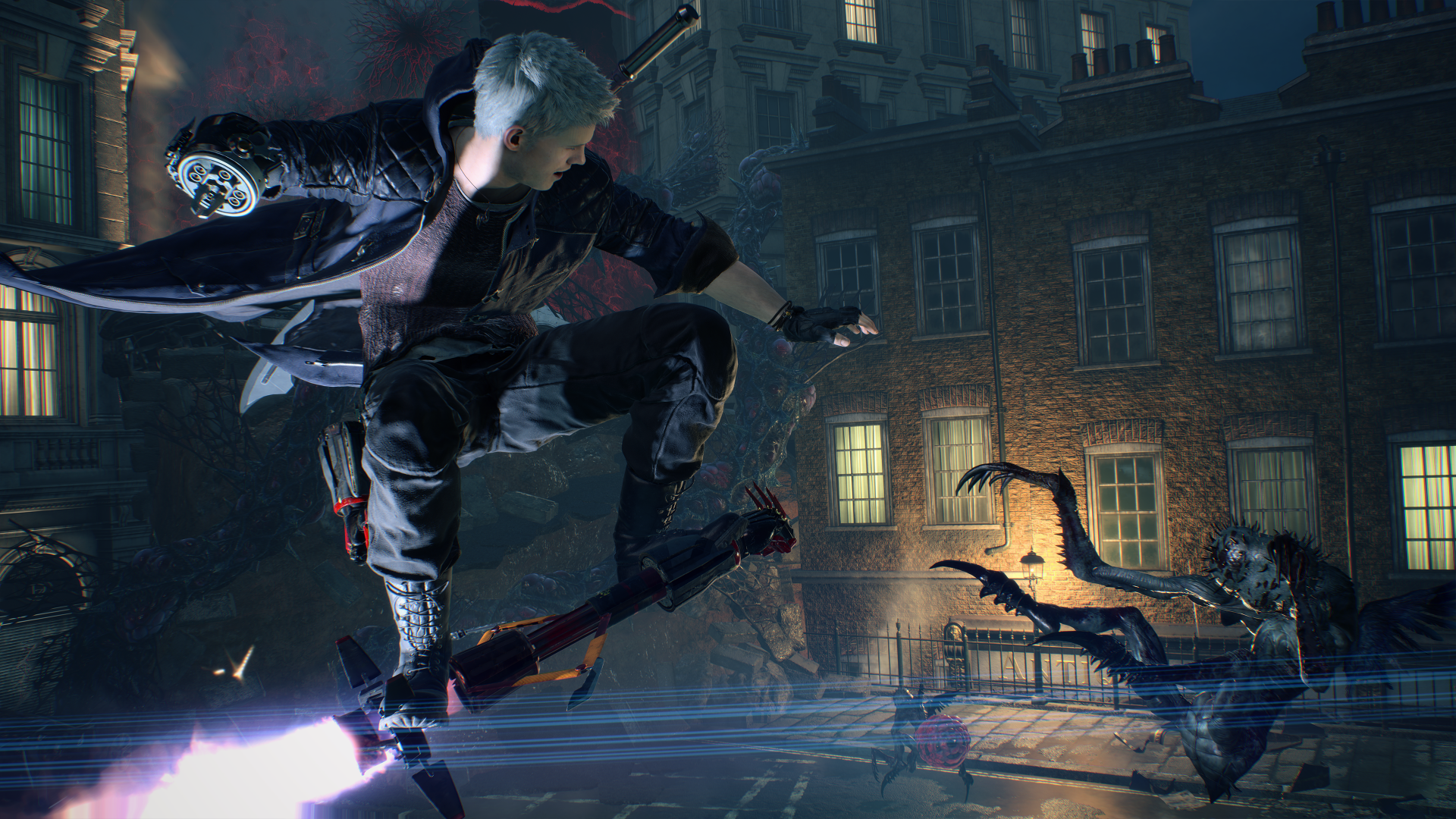 Devil May Cry 5 Might be Coming to Switch