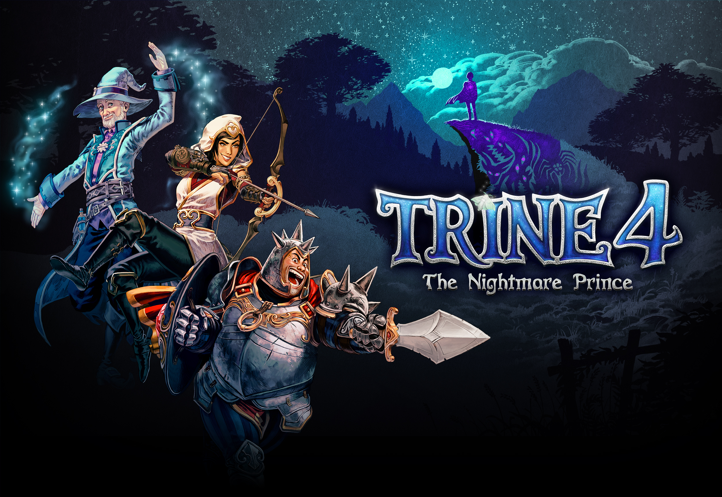 Trine 4 and Trine Ultimate Collection launching soon