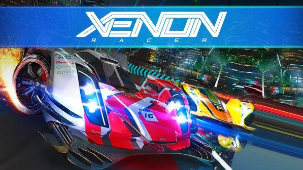 Xenon Racer Review – Gotta Go Fast