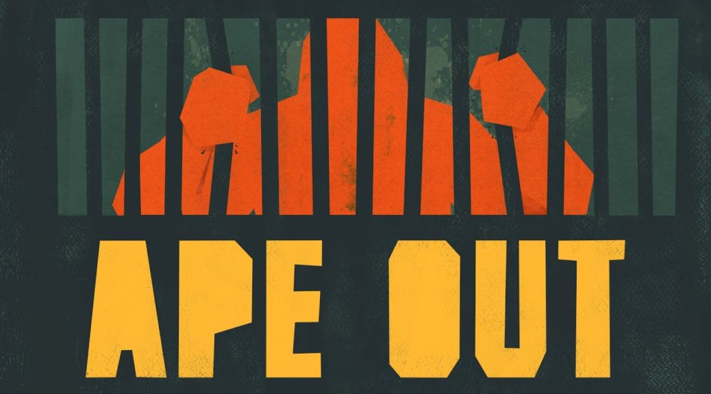Ape Out Review – I Want to Break Free