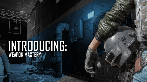 PUBG introduces Weapon Mastery