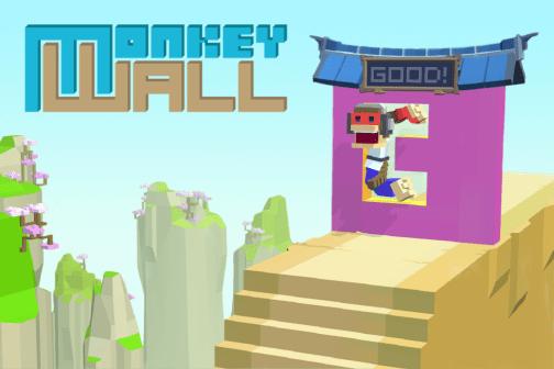Monkey Wall Review – Simian Tetris