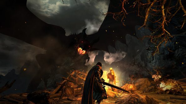 Dragon's Dogma Dark Arisen Review (Switch) – Arisen, Again