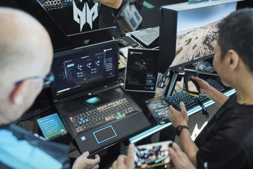 Acer Showcases Latest Predator Hardware at IEM Sydney 2019