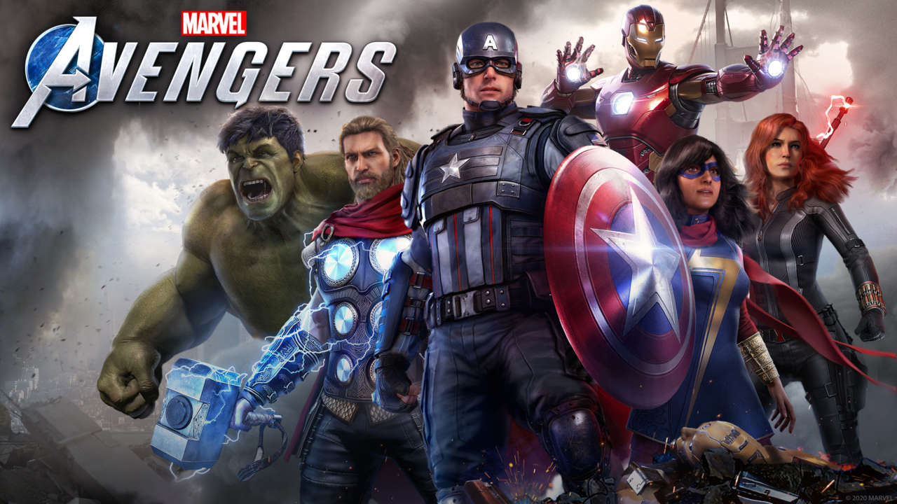 Marvel's Avengers Hands-On Preview - Avengers Assemble | PowerUp!