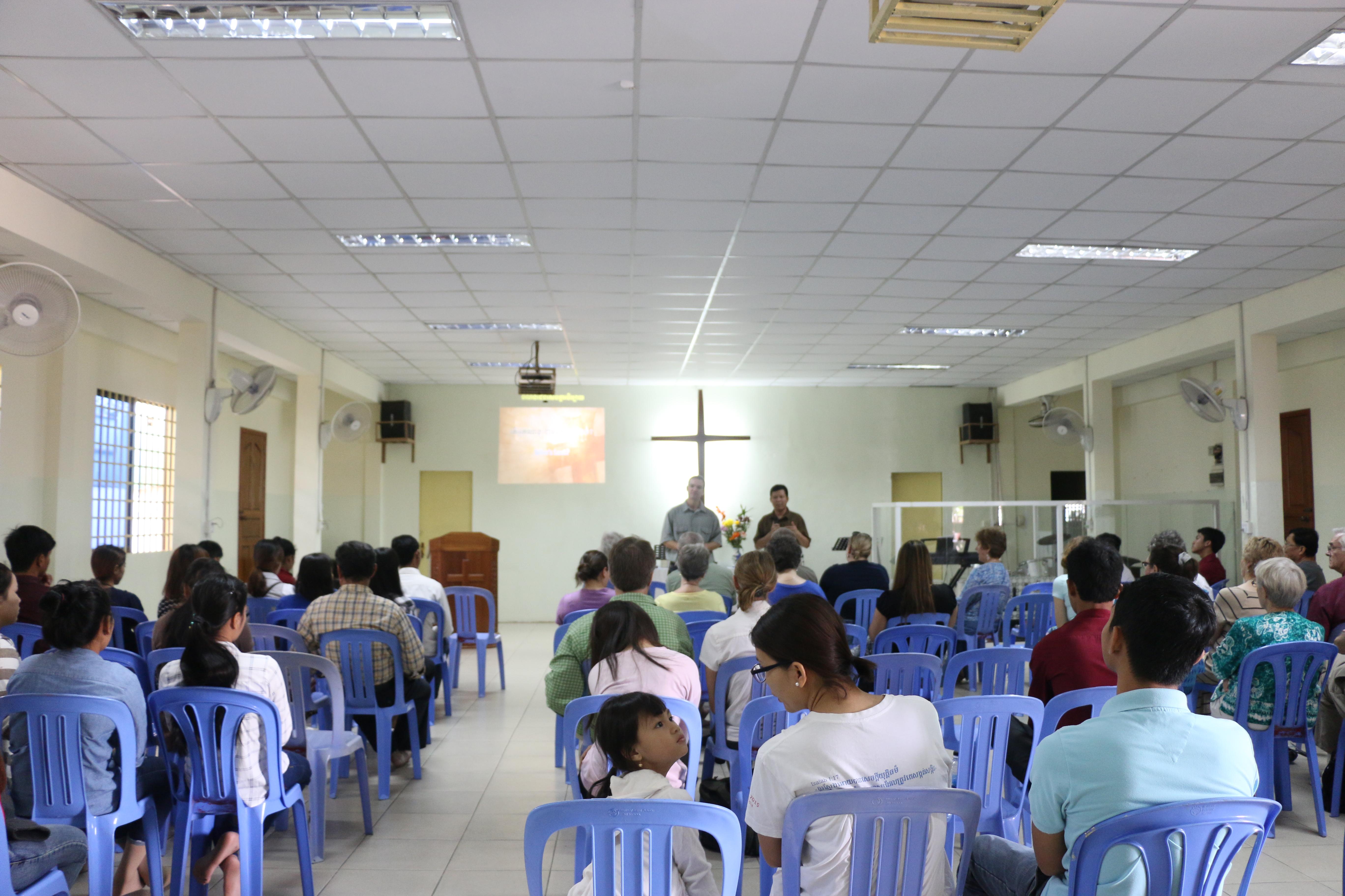2017 Cambodia Worship