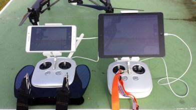 iPad und Samsung Galaxy Tab