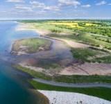 Am Zwenkauer See Luftbild