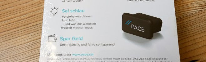 PACE – Mein Review