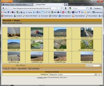 pImage Screenshot