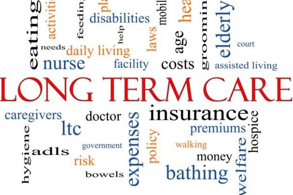 Words related to Long Term Care