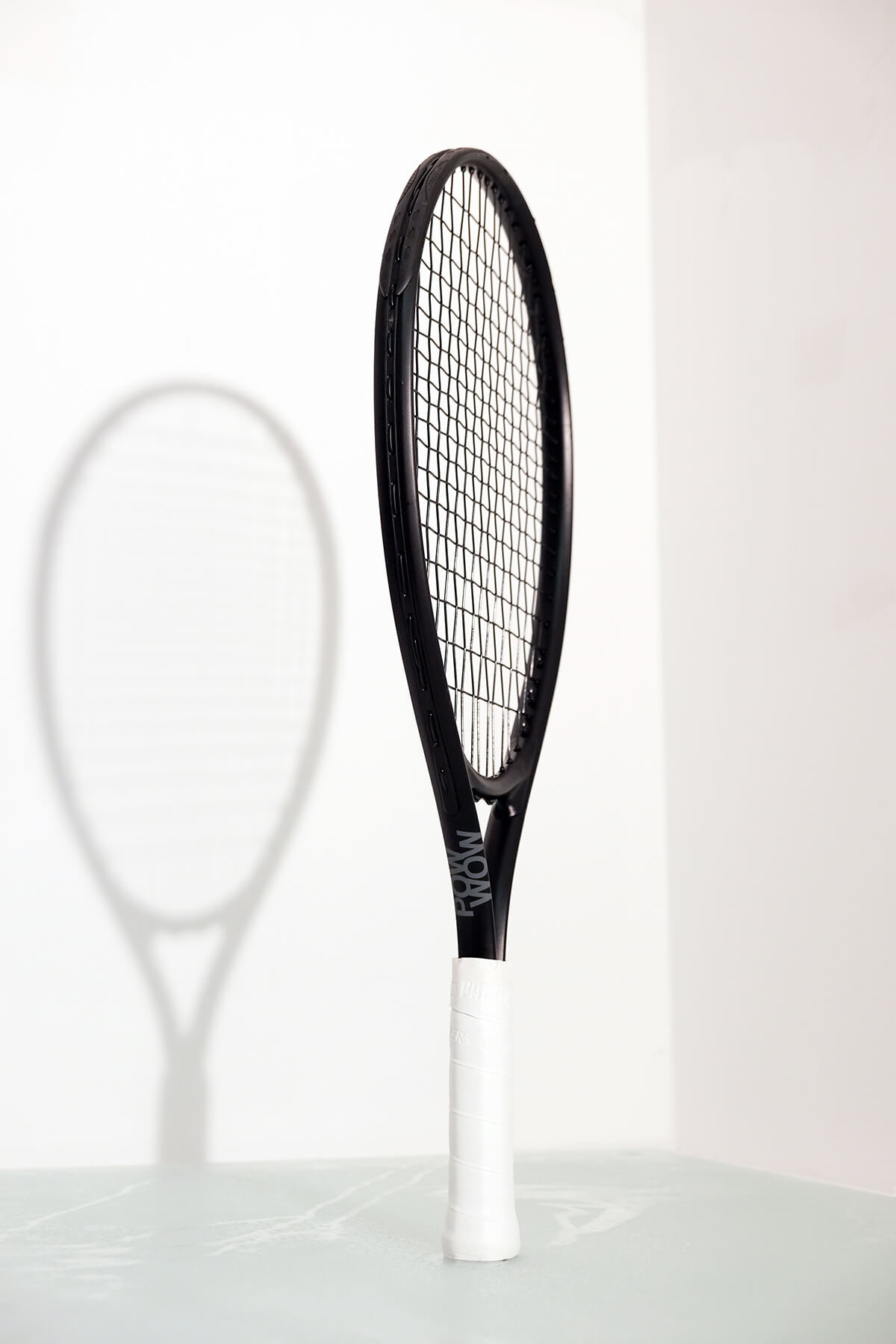Tennisschlger powwow Frozen Black 21″ Schlger fr touchtennis ...