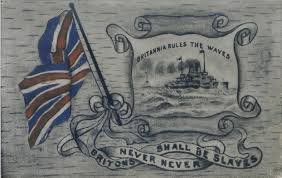 brit rules the waves